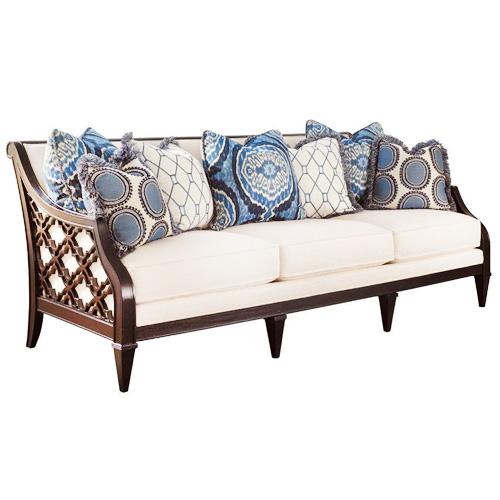 Golf Club Wooden Sofa Custom Made Furniture Decor Home Furnishing